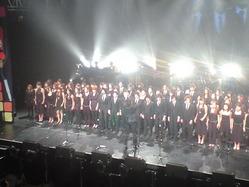 2011年2月6日ステージ