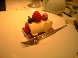 2010年4月23日カマンベールケーキ