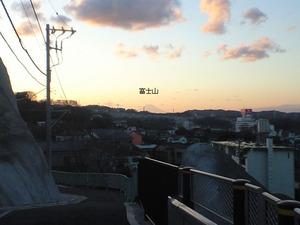 2011年1月8日富士山
