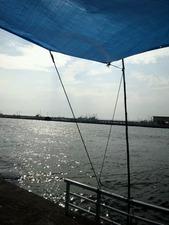 2011-8-11田中さんと鎌倉江の島2
