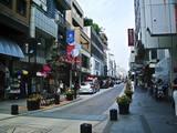 2006年8月末日元町
