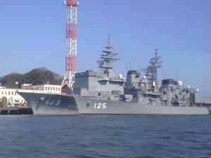 2011年2月23日軍港めぐりうらが