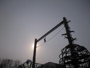 2010年2月8日オラウータンサーカス