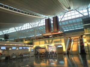 2011年1月18日羽田国際線ターミナル2