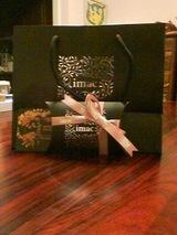 2006Dec21チェコさんからのプレゼント包装