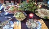 2008年10月17日葉山お料理1