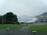 2009年6月25日稲村ガ崎公園