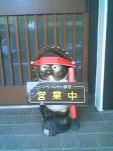 2007june10運動会たぬき