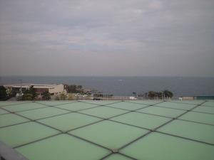 2010年12月2日横須賀美術館屋根