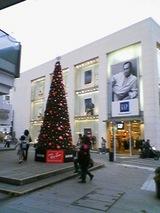2007Nov2元町クリスマスツリー