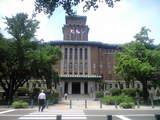 2008年7月11日県庁