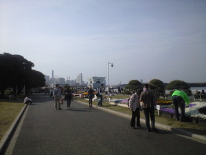 2011年4月17日山下公園