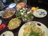 2009年4月17日本日のお料理