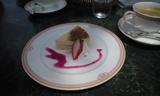 2008may22ヴェルニー公園Cafeにてケーキ