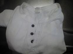 2010年12月29日元々の白いシャツ