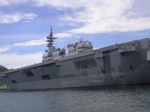 2010年9月7日ヘリコプター搭載艦
