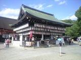 2009年7月15日八坂神社境内