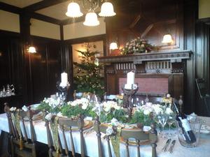 2010年12月6日111番館晩餐2