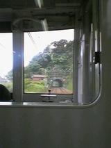 2007June25車窓からのトンネル