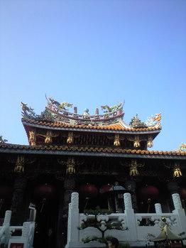 2010年2月24日関帝廟1
