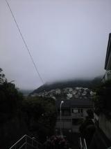 2008年6月20日葉山は霧が峰状態