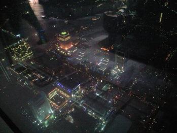 2009年12月19日台北101よりの夜景