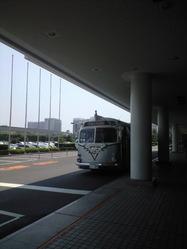 2010年7月22日TDRホテルバス