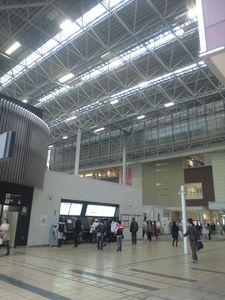 2010年4月5日たまプラーザ駅1
