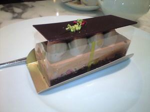 2010年4月23日チョコケーキ
