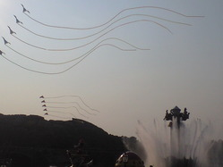 2010年7月22日ミシカの凧