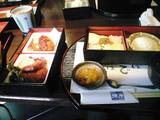 2008Jan31茂蔵のレディスご膳
