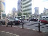 2009年7月15日宵々山交通規制開始