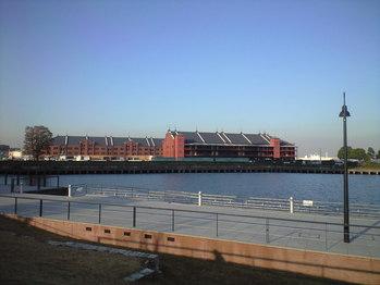 2009年12月2日赤煉瓦倉庫