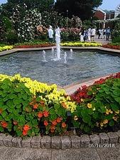 大佛次郎記念館前池