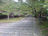 2008年11月9日 二月堂への参道