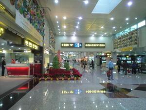 2009年12月20日桃園空港