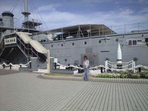 2010年9月7日戦艦三笠