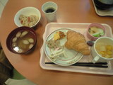 2009年6月8日東横イン朝食
