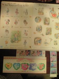 2011年3月3日かわいい切手