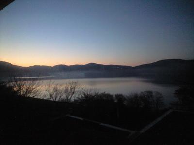 2009年11月27日夜明け