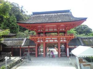 2010年5月18日上賀茂神社主の門