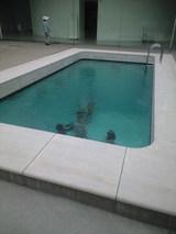 2009年6月6日21世紀美術館プール