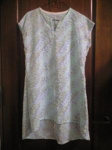 2010年9月10日手縫いブルー