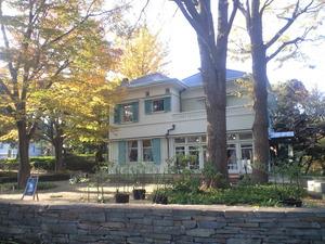 2010年12月6日エリスマン邸外観