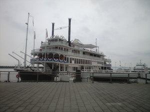 2010年6月20日琵琶湖ミシガン