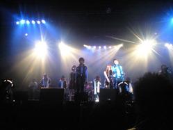 2011年2月4日ステージ