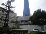 2008年9月30日こわしてるみたいなマリンタワー1