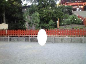 2010年9月7日がんばれ大銀杏
