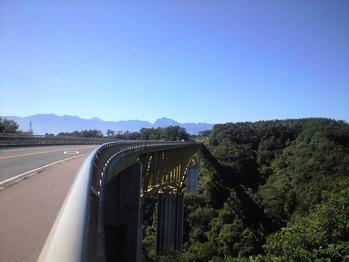 2009年10月13日八ヶ岳大橋