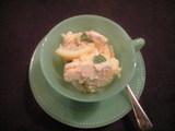 2009年8月21日katy lunch2 アイスクリーム